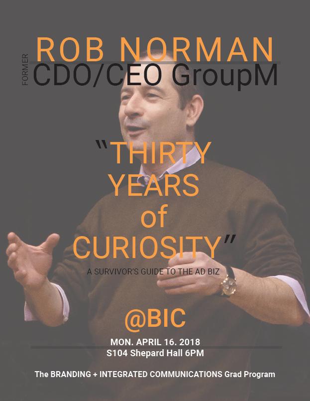 @BIC Rob Norman 4/16/18