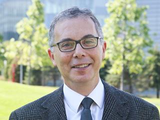 CCNY Provost Tony Liss