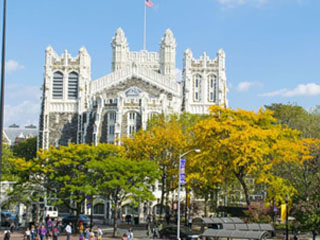 Aerial View of CCNY Campus