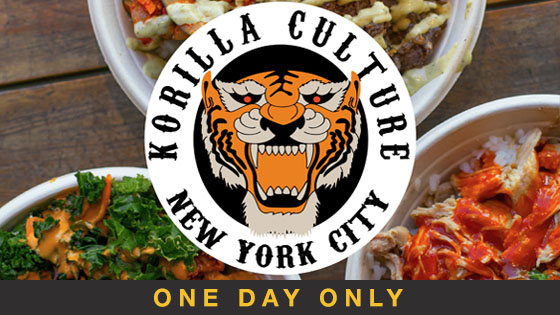 Korilla BBQ Truck Visits CCNY