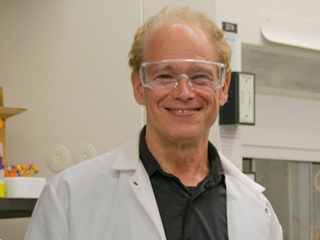 David S. Rumschitzki, the CCNY chemical engineer whose cancer research has earned him a Fulbright Scholar award.