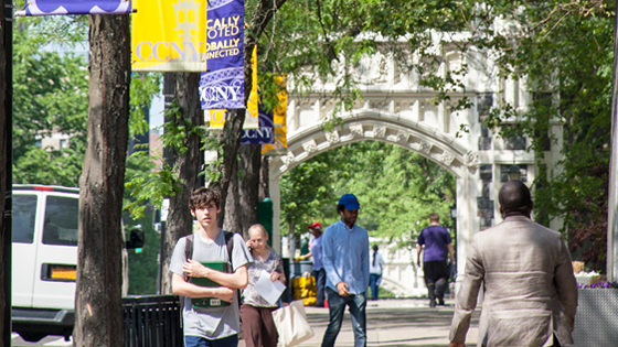 Join Us for Summer At CCNY
