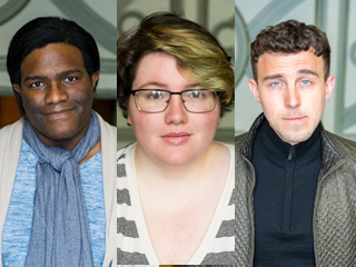 Three CCNY Students