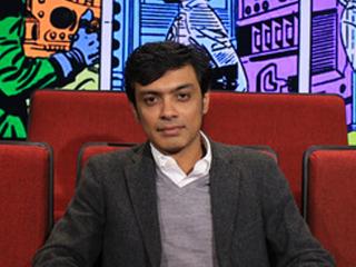 CCNY physicist Vinod Menon