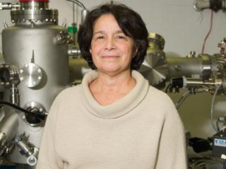Chemistry professor Maria Tamargo