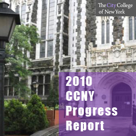 2010 CCNY Progress Report