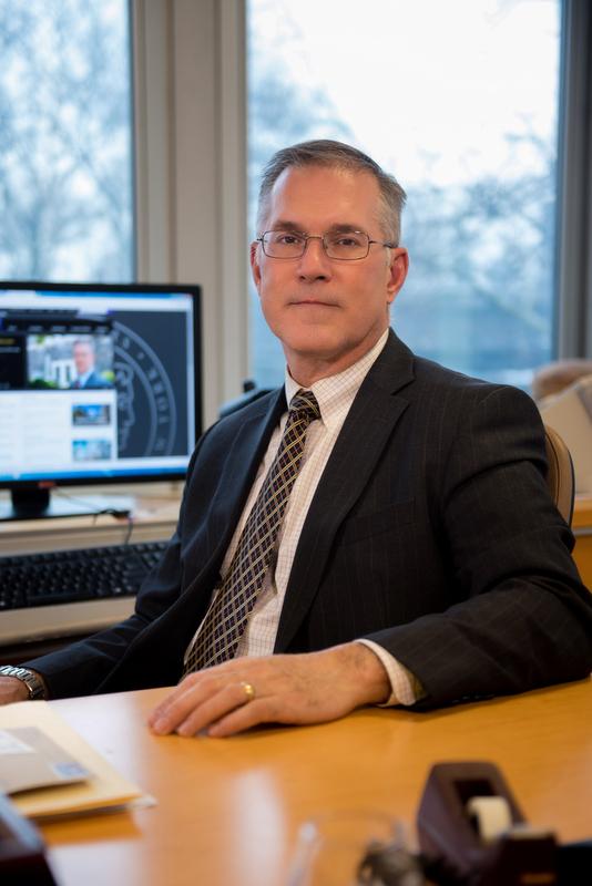 President Vincent Boudreau
