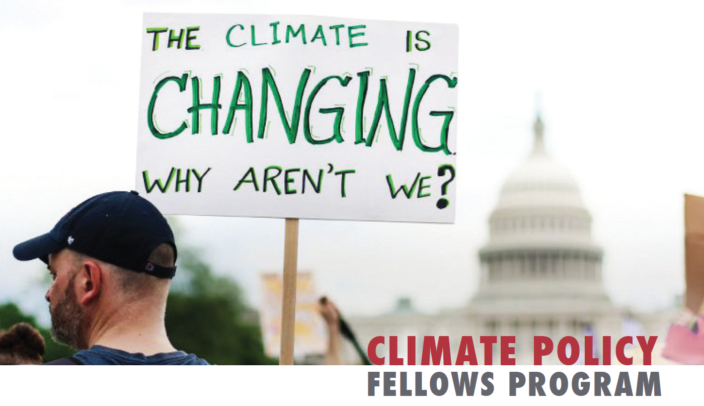 climate policy fellows