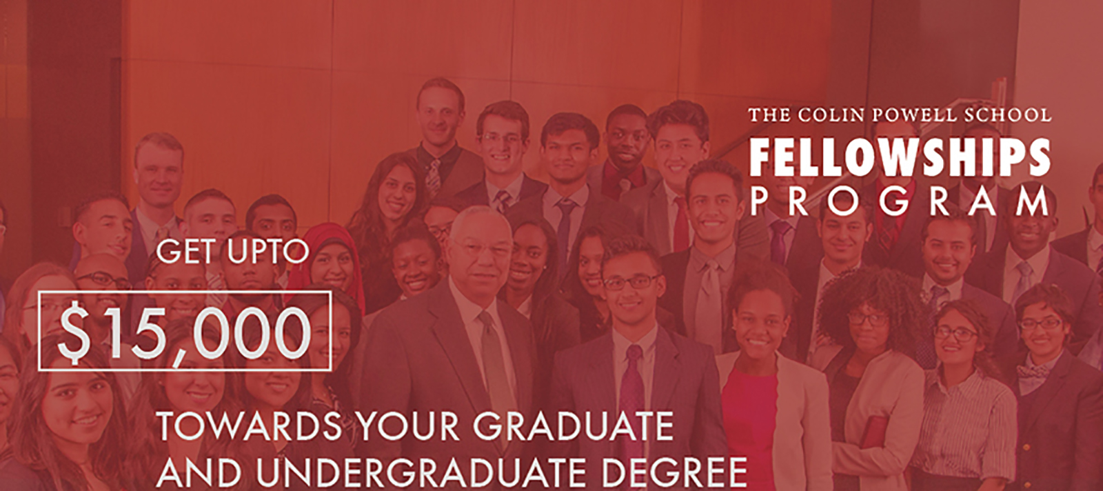 Colin Powell School Scholarships And Fellowships The City College Of New York