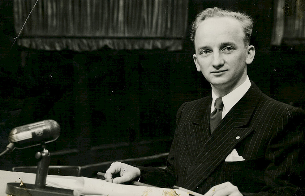 Benjamin Ferencz, Class of 1940, CCNY's 2020 Virtual Salute Speaker