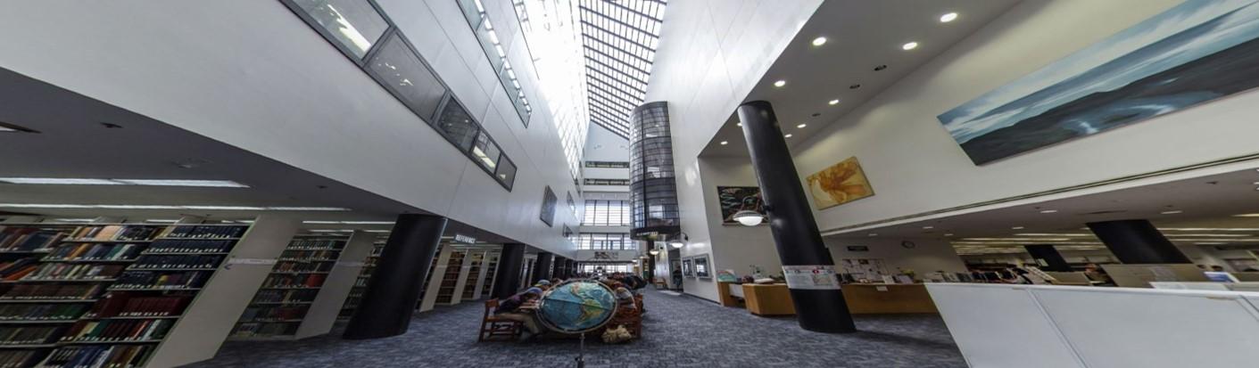 CCNY Library Photo