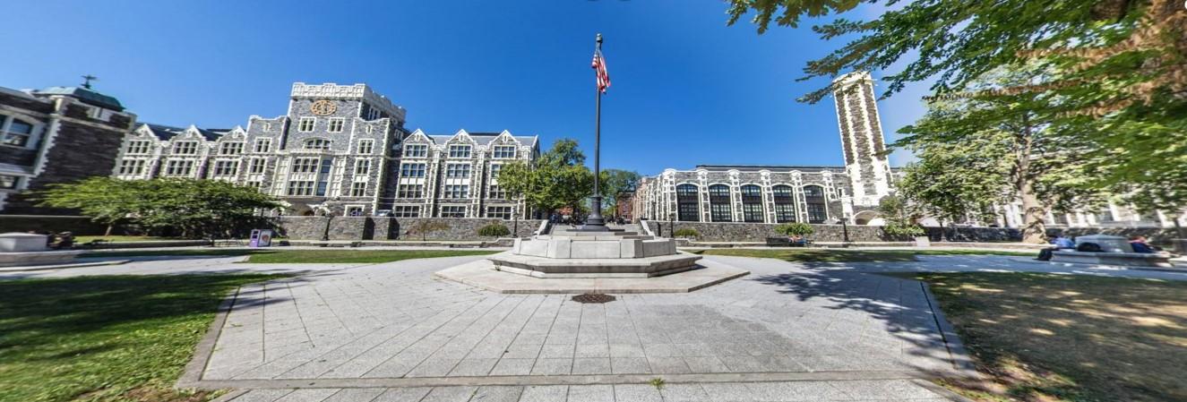 CCNY Quad Photo