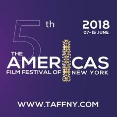The Americas Film Festival of New York (TAFFNY) poster