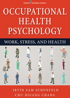 Irvin Schonfeld Occupational stress book cover