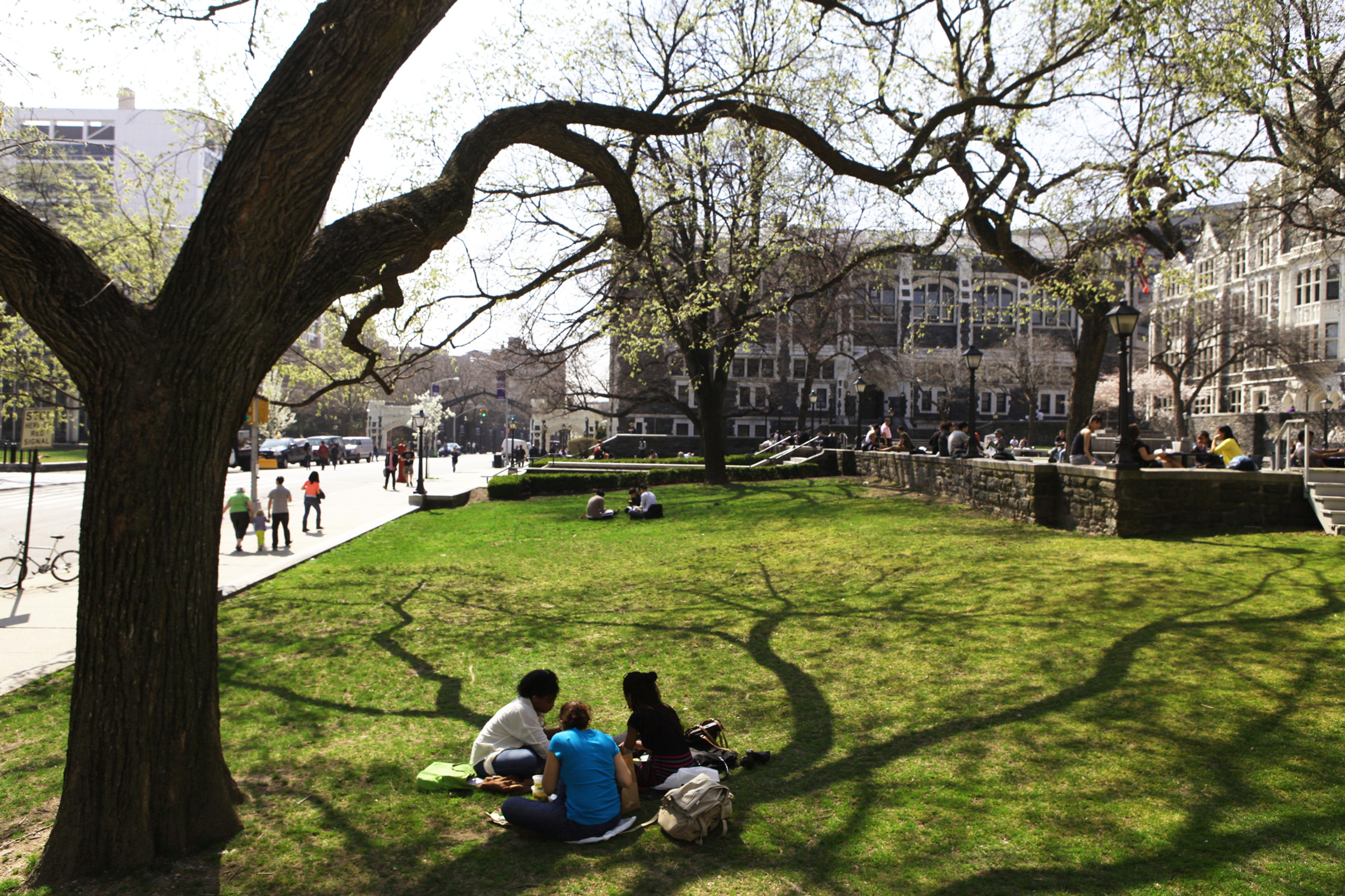 CCNY Quad