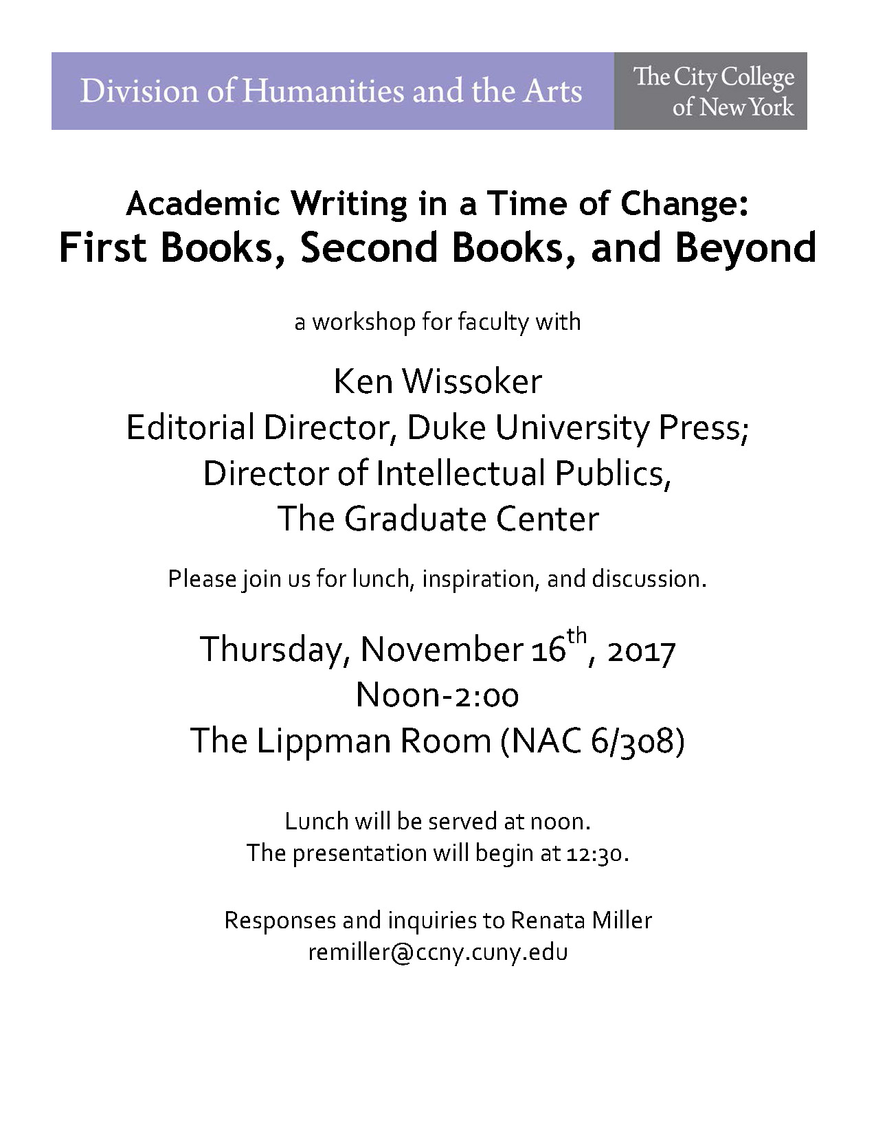 Academic Writing in a TIme of Change