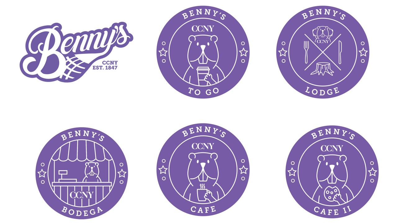 Logo compilation- all six bennys logo