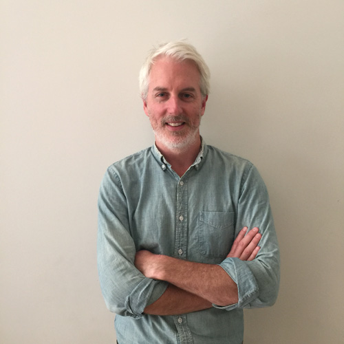 Bradley Horn, director of the Master of Architecture Program