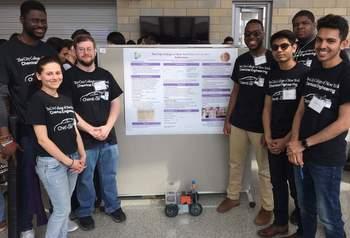 CCNY_2017 Chem-E-Car Team