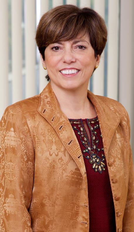 President Lisa Coico