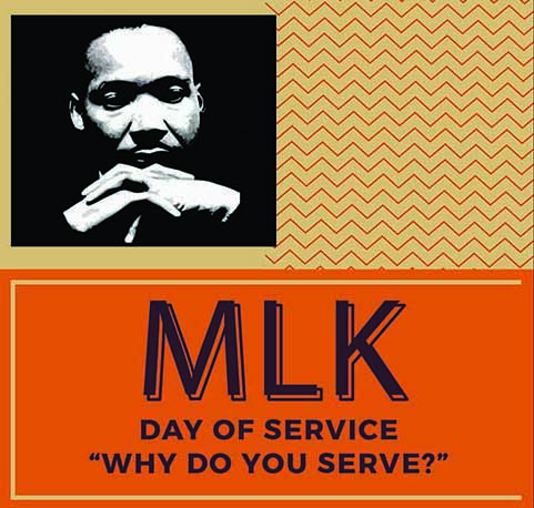 CCNY Celebrates Martin Luther King Jr. Day of Service 2017