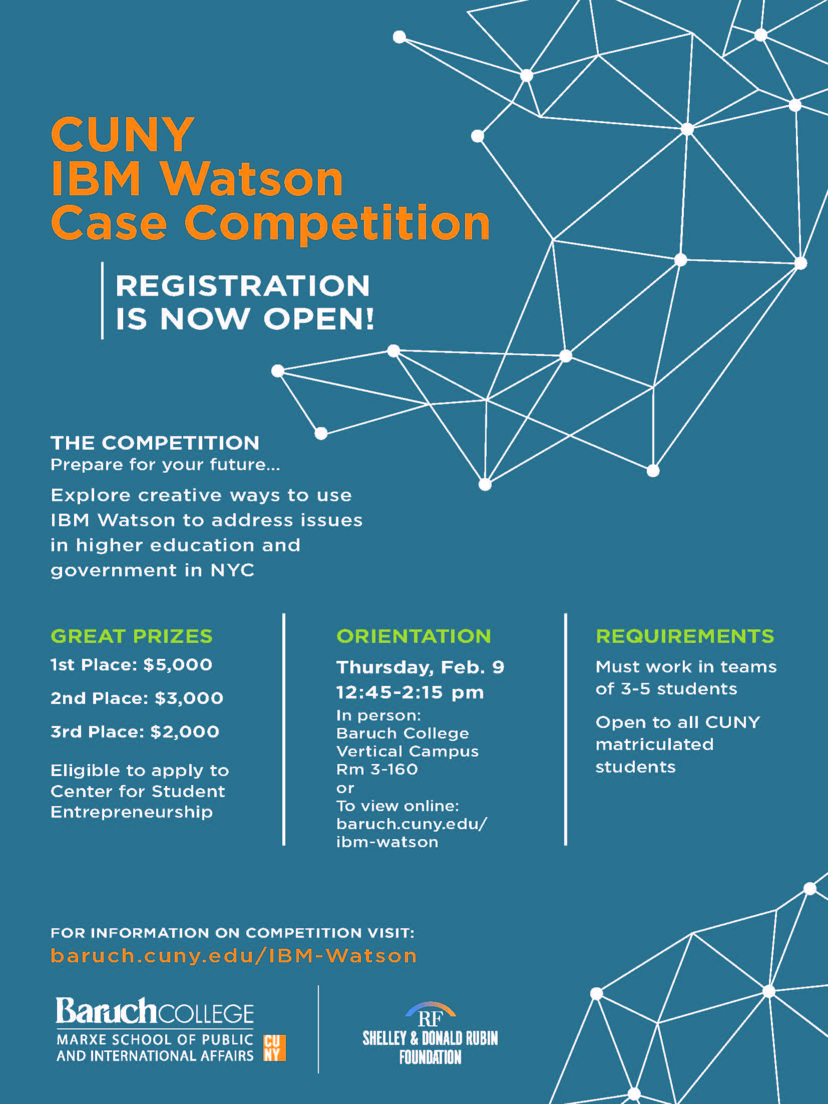 CUNY-IBM Watson Competition