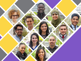 Collage of CCNY's Great Grads