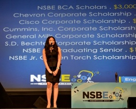 City College Students Excel at Black Engineers Convention