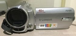 Canon FS-100