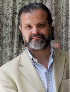 Author Carlos Franz
