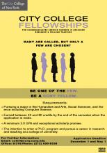 City College Fellows Poster