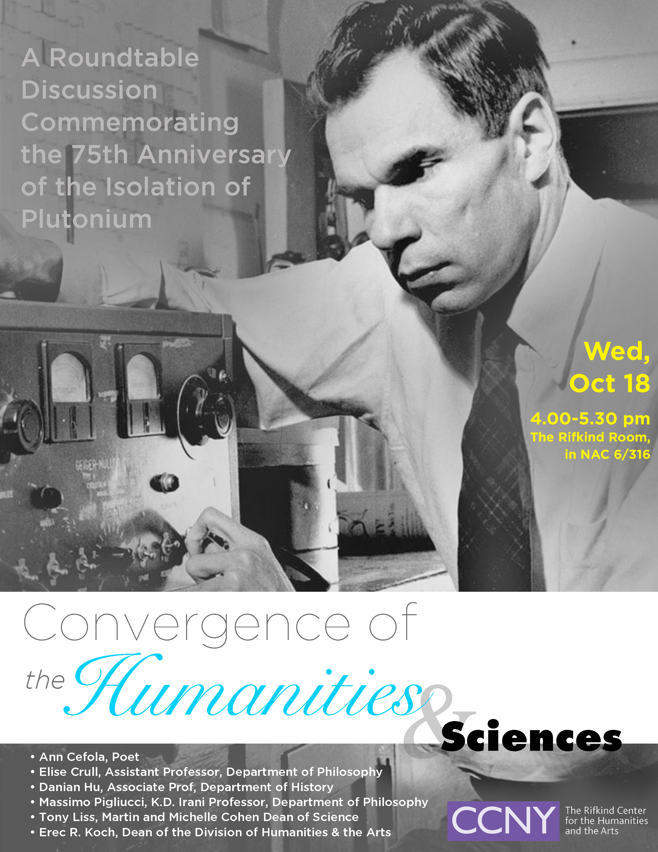 Convergence of the Humanities & Sciences