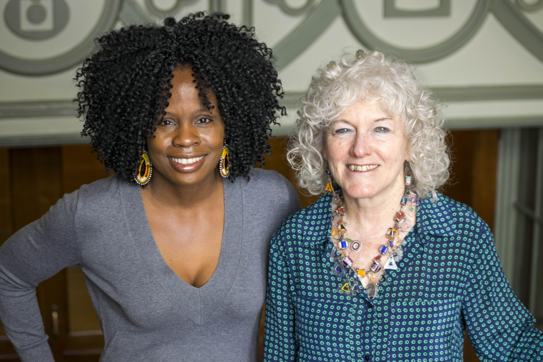 Terri Watson and Erica Friedman