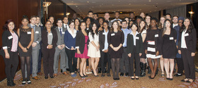 2015 CCNY alumni dinner scholarship winners