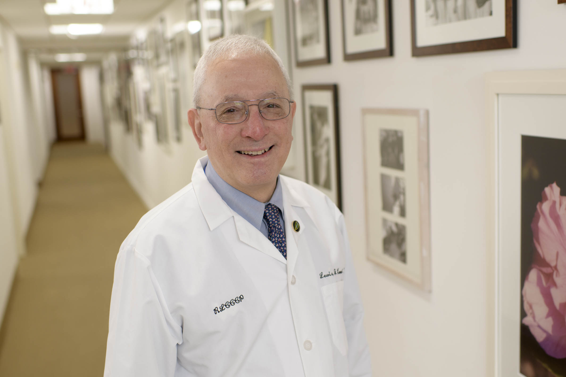 Dr. Lewis Kampel Medical Oncologist, Memorial Sloan Kettering Cancer Center