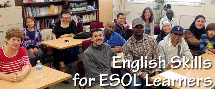 English Skills for ESOL Learners