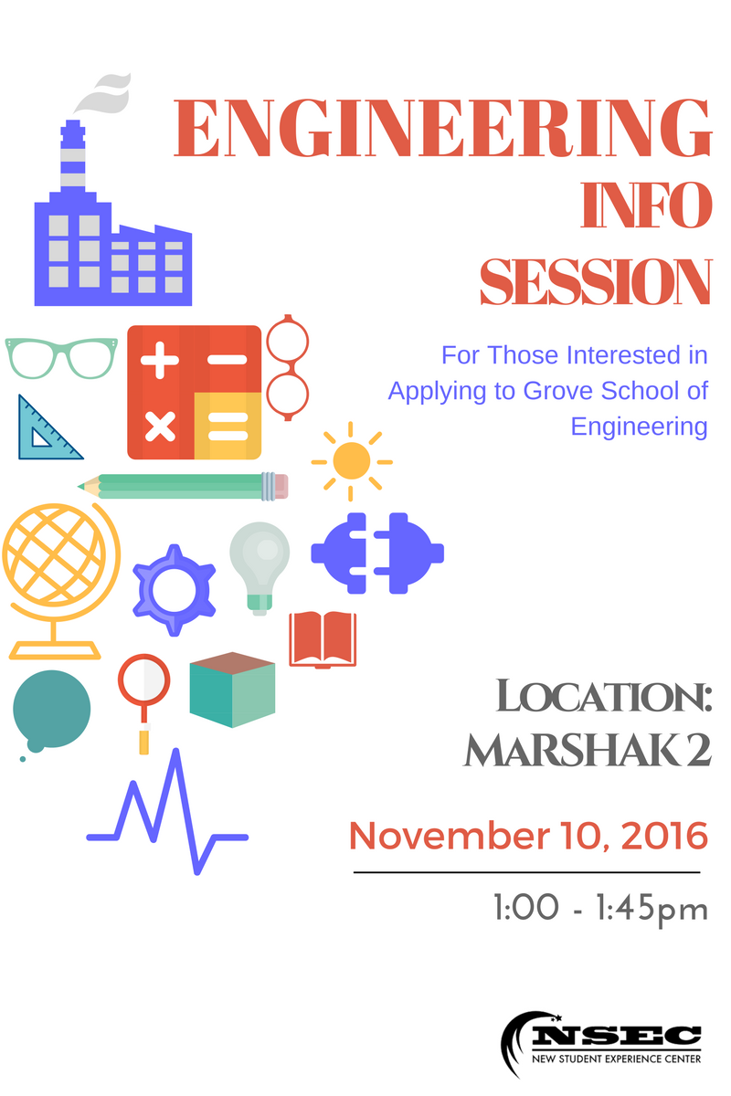 Engineering Info Session