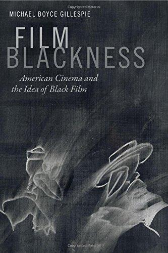 Film Blackness book Cover
