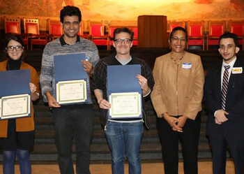 2016 Graduate Research Symposium Winners