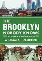 Wiliam Helmreich Brooklyn guide book cover