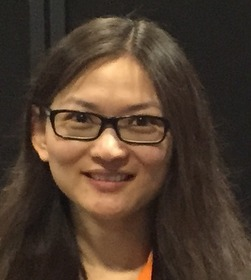 CCNY research associate Lingyan Shi