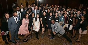 2016 Alumni Dinner Scholarship winners