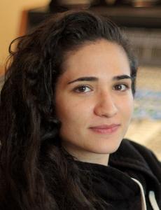 Music student Jasmin Klinger