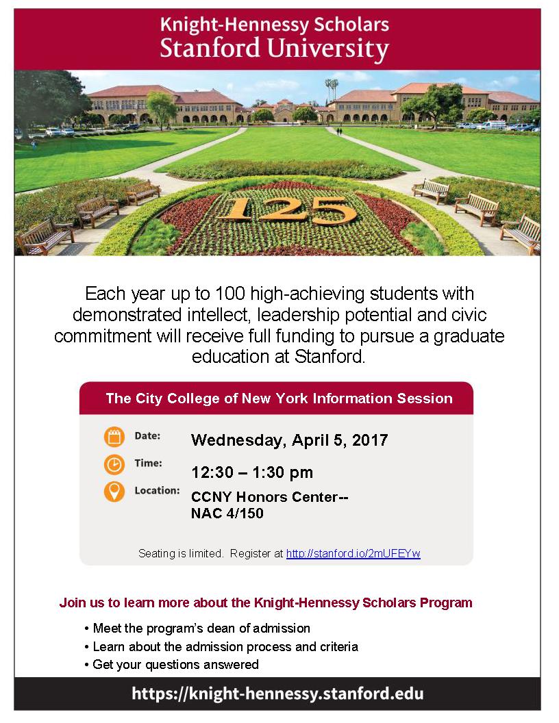 Knight-Hennessy Scholars - Stanford