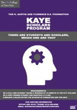 Kaye Scholarship Image