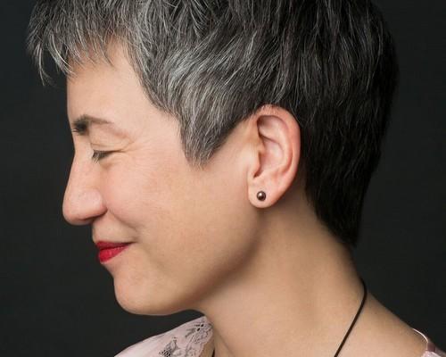 Poet Kimiko Hahn.