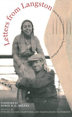 Letters from Langston Book Cover