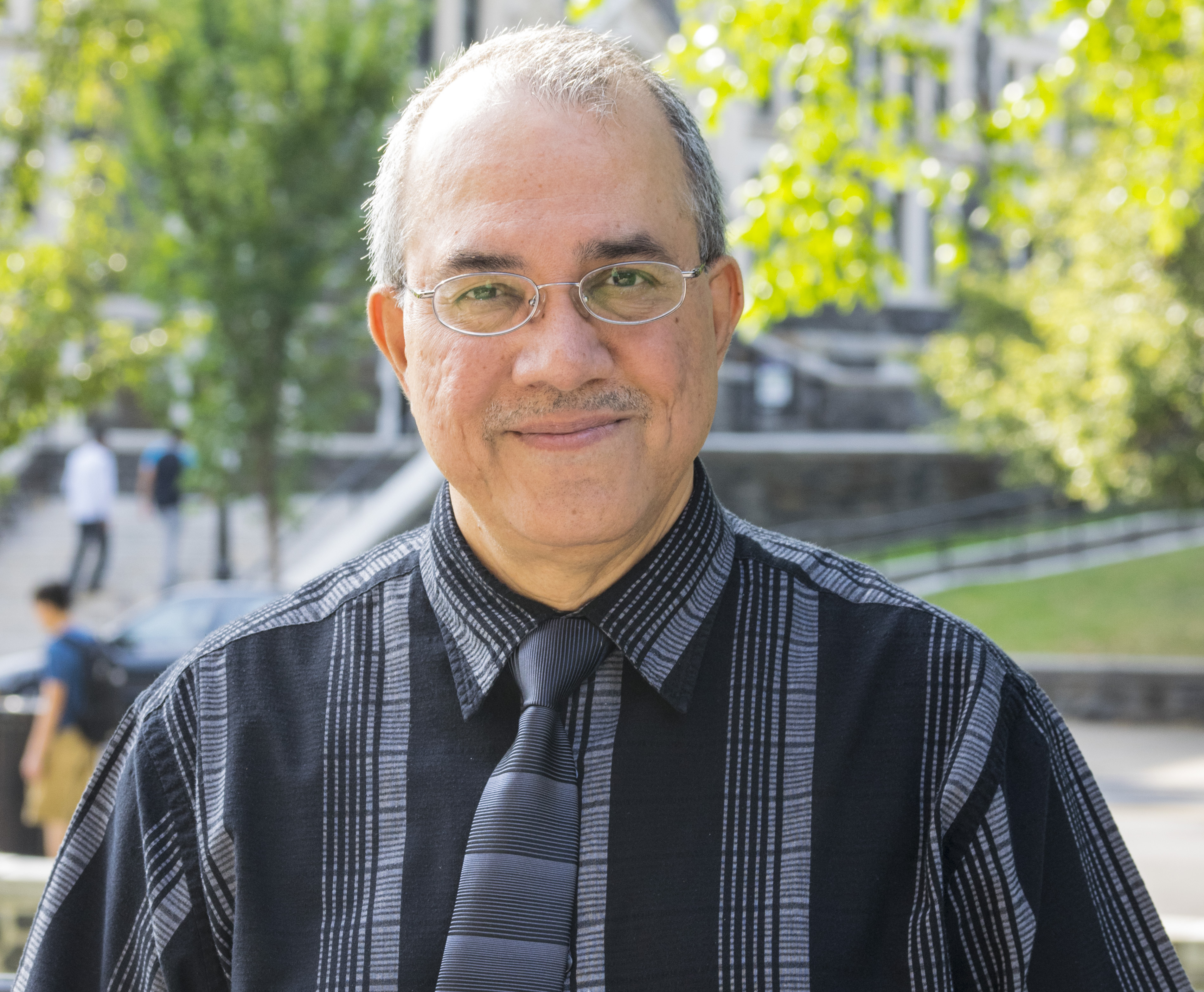 Photograph of Professor Lakshman