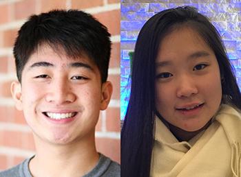 Matt Shao Chen Karen Wu CCNY Photonics Interns Siemens Competition Semi Finalists