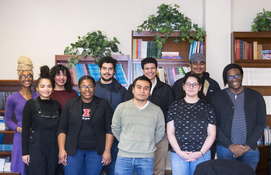 Mellon Mays Fellows_Dec_2017